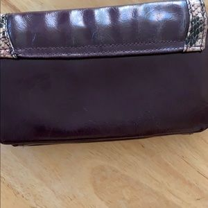 Kenneth Cole Bags - Kenneth Cole Wallet in purple 7.5x5 used